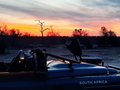 Sudafrica e Zimbabwe