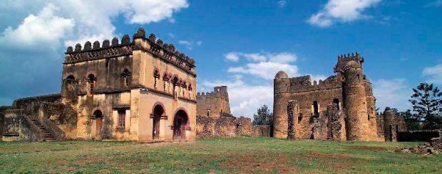 Etiopia rotta storica in aereo
